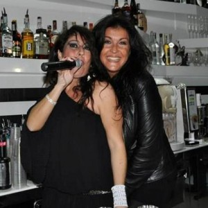ornella mancini al dea cafe lounge bar music and drink